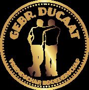 Logo-gebroeders-Ducaat-goud